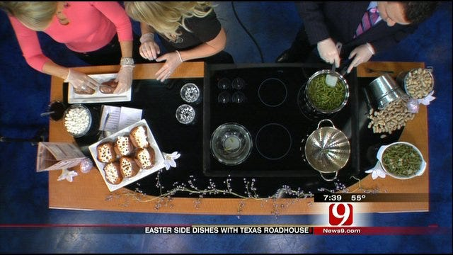 Fun Easter Side Dishes With Texas Road House