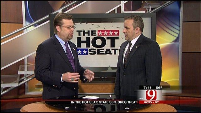 Hot Seat: State Senator Greg Treat