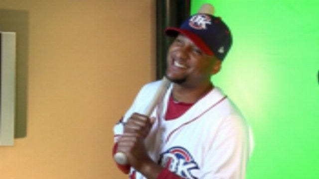 RedHawks Media Day: Sights And Sounds