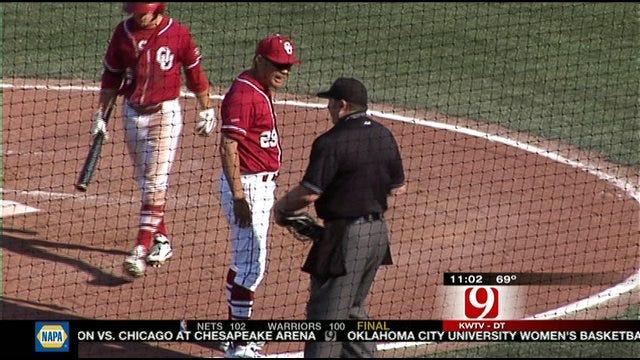 Kansas State Knocks Off Oklahoma