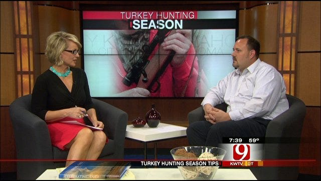 General Manager At Sportsman Gives Tips On Turkey Hunting