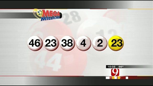 Oklahomans Flock To Buy A Chance At Mega Millions Glory