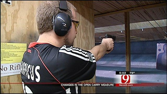 Open Carry Gun Law Raises Concerns In Oklahoma