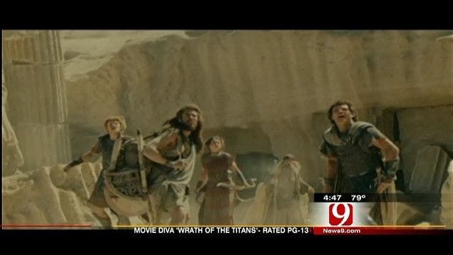 Movie Diva Review: 'Wrath Of The Titans'