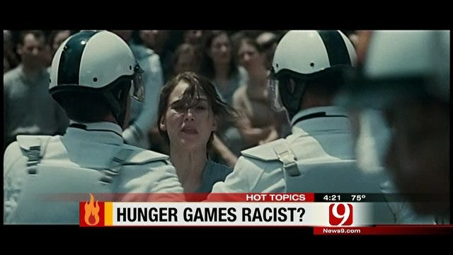 Hot Topics: Hunger Games Actors' Race Being Criticized By Fans