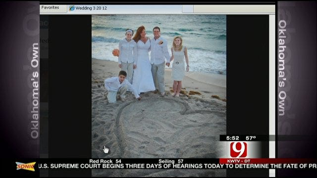 News 9's Jed Castles Gets Married!