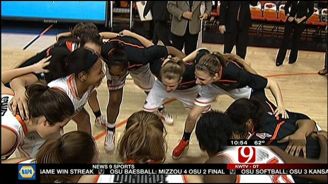 OSU Advances To Semifinals In Women's NIT