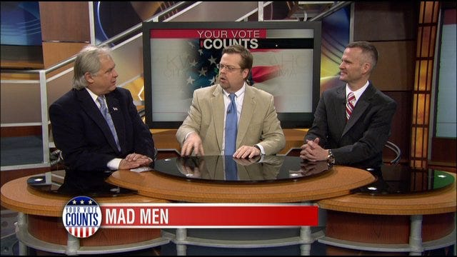 Your Vote Counts: Stunt, Protocol, Mad Men, Waiver War