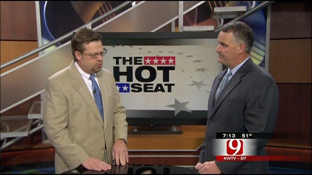 Hot Seat: Executive Director Of OK State Schools Boards Association