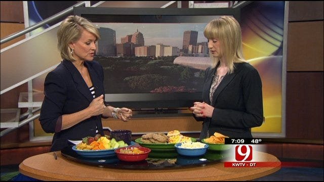 Oklahoma City Educare Talks About Healthy Diet For Students