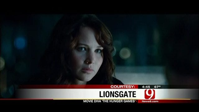 Movie Diva Review: 'The Hunger Games'