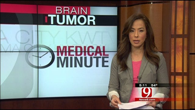 Medical Minute: OKC Woman Diagnosed With Brain Tumor