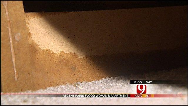 OKC Mom Needs Help After Heavy Rains Flood Apartment