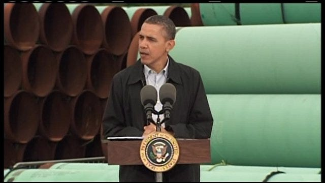 President Obama Speaks About 'All-Of-The-Above' Energy Strategy
