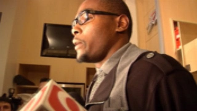 Kevin Durant Post Game Interview