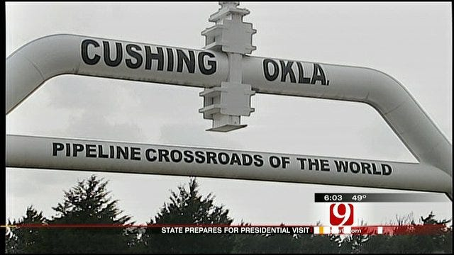 Oklahomans Voice Feelings About Obama, Pipeline