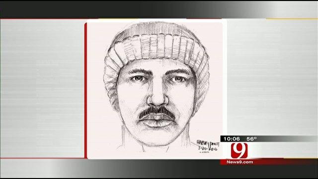 OKC Police Release Sketch Of Rape Suspect