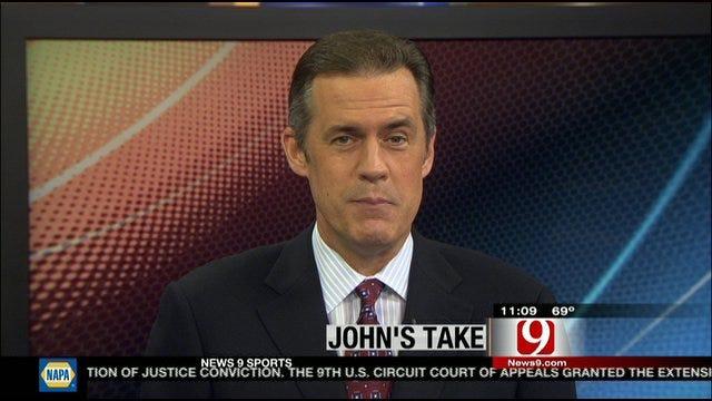 John's Take: One State Men's Team Still Alive In Tourney