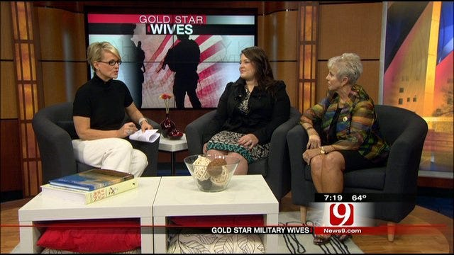 News 9 Speaks With 'Gold Star Wives' In Oklahoma