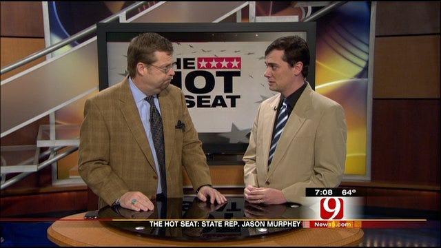 Hot Seat: State Representative Jason Murphey