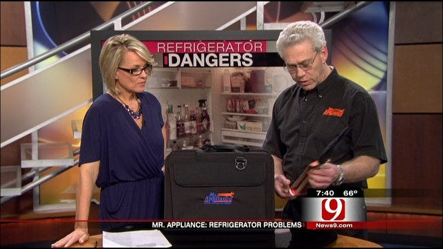Mr. Appliance: Refrigerator Overheating Problems
