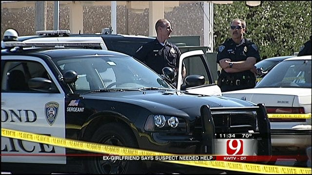 Man Shot By Edmond Police Needed Help, Says Ex-Girlfriend
