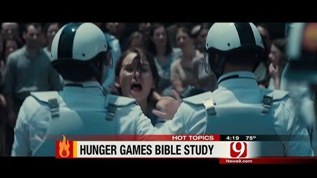 Hot Topics: Hunger Games Going Christian