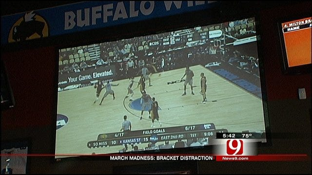 March: A Time For Basketball, Playing Hooky