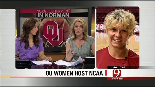 OU Women's Head Basketball Coach Sherri Coale Talks To News 9