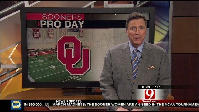 OU Pro Day Recap