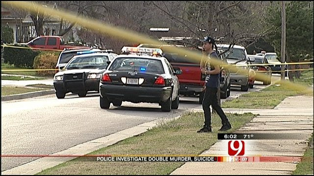 Man Kills Wife, Child, Commits Suicide In Oklahoma City Home
