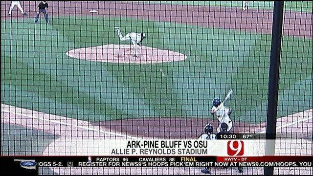 Highlights: OSU Baseball vs. Arkansas Pine Bluff