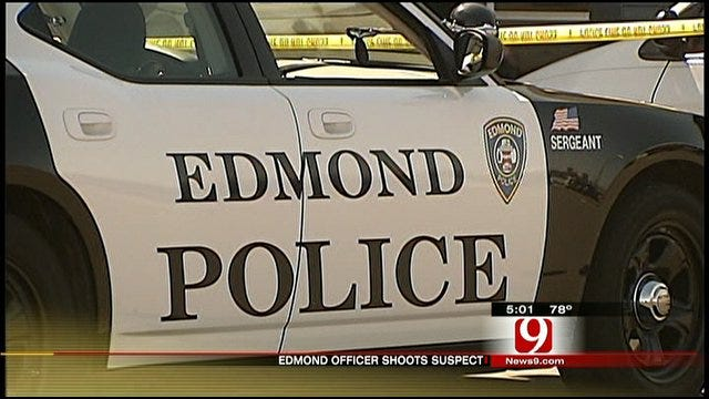 Edmond Police Investigate Officer-Involved Shooting, One Wounded