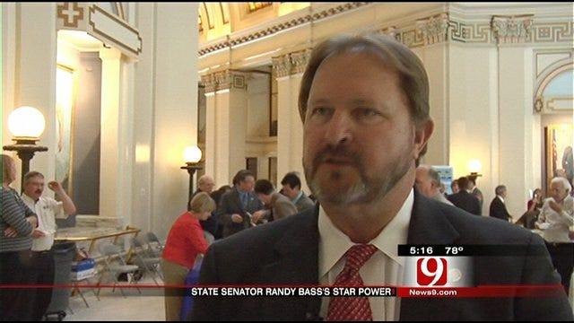 Oklahoma Legislator Takes His Brand Worldwide