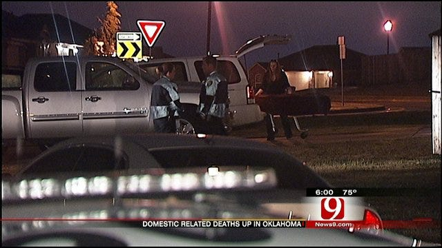 Murder/Suicide In NW OKC Raises Concerns Over Domestic Violence
