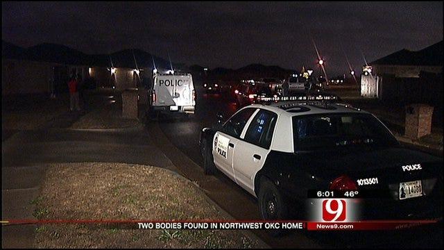 Two Bodies Found At Northwest OKC Home