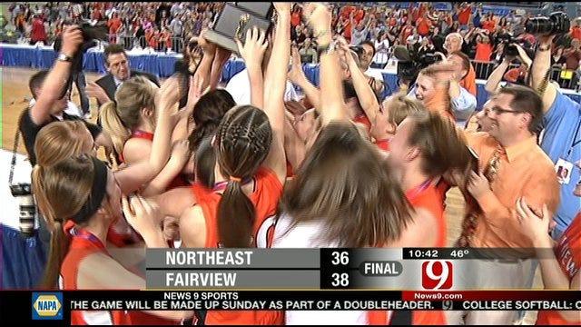 2A Girls: Fairview Tops Northeast