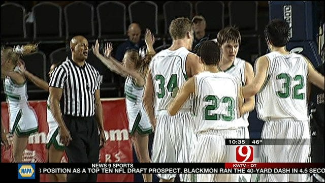 5A Boys: McGuinness Takes Gold Ball