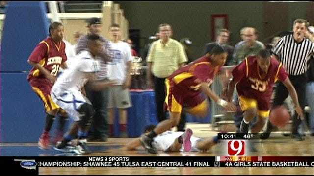 Centennial Tops Victory Christian In 3A