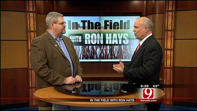 In The Field With Ron Hays: Oklahoma Pork Council