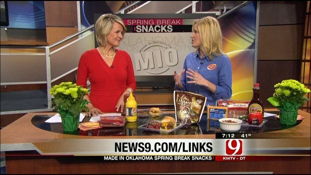 Easy-To-Make Recipes Using Oklahoma Products