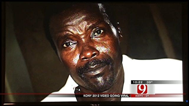 Kony 2012 Campaign Hits The Metro