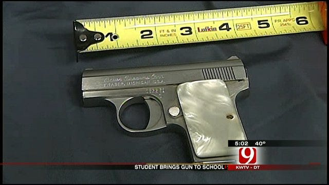 MWC Student Expelled, Faces Charges After Bringing Gun To School