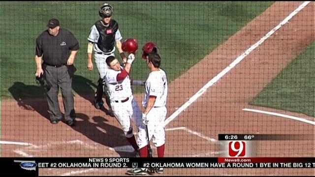 OU Baseball vs. Arkansas-Pine Bluff Highlights