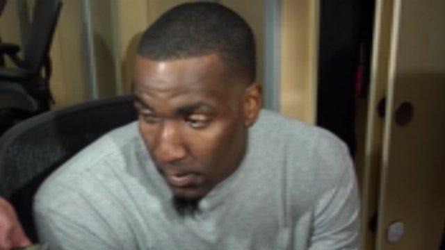 Thunder Postgame: Kendrick Perkins
