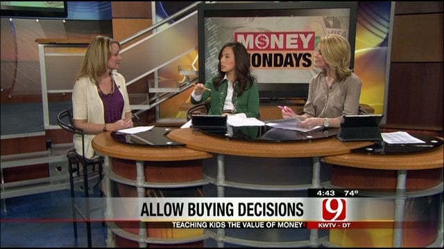 Money Monday: Teaching Kids The Value Of Money