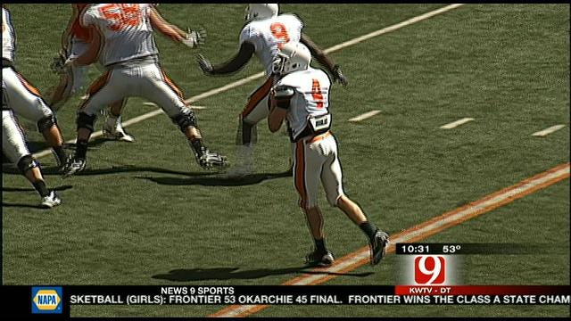 OSU Cowboys QB Battle Heading Into 2012 Season