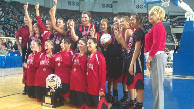 Frontier Girls Win Class A: Highlights And Interviews
