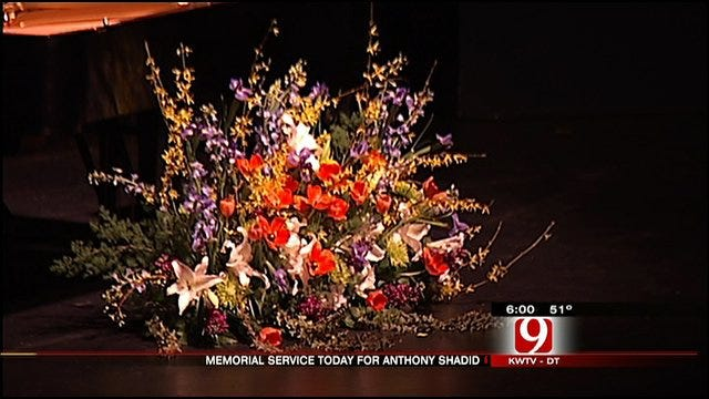 Colleagues, Friends, Family Remember Journalist Anthony Shadid