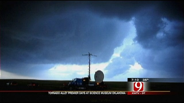 OKC Science Museum Introduces Imax 'Tornado Alley' Experience